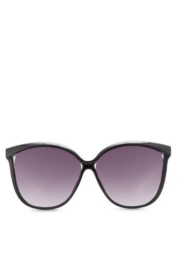 esprit女裝NUVEAU 大方框太陽眼鏡, 飾品配件, 飾品配件