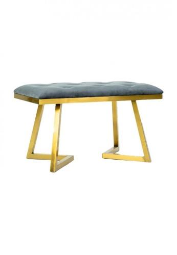 Choice Furniture gold Choice Furniture - Booth Bench 61F04HL793E8B7GS_1