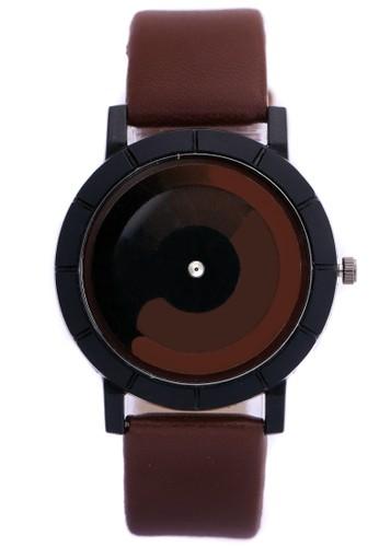 Digitec brown Fashion Dexter 04 - Jam Tangan Wanita - Strap Kulit - Coklat DI108AC0VQLCID_1