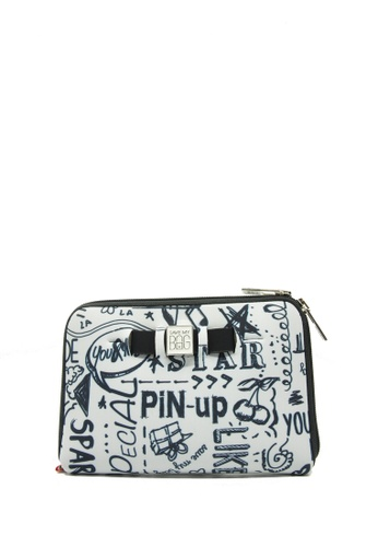 SAVE MY BAG black and white Urban Wallet Love Words EAB90AC1CEAF5AGS_1