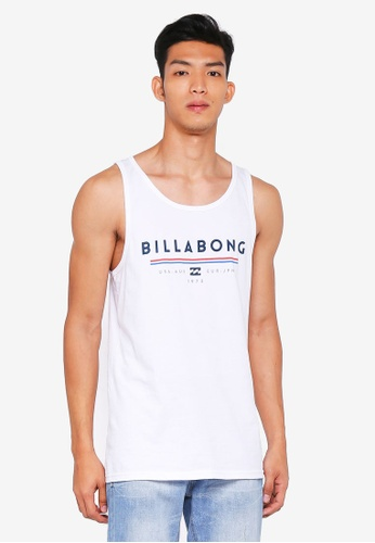 Billabong white Unity Tank Top D8295AAB20517FGS_1