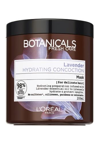 L'Oréal Paris Botanicals Lavender Soothing Mask 7EE53BE21CB2D7GS_1