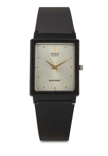 Casio black Casio MQ38-7ADF Men's Casual Classic Black Water Resistant Analog Quartz Watch CA843AC49XJAMY_1