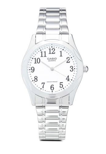 Casio silver Casio MTP-1275D-7BDF Watch B2CA0AC0C8F1F7GS_1