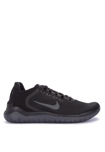 Nike black Nike Free RN 2018 Shoes 85E71SHAAF5289GS_1