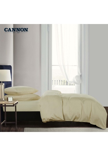 CANNON CANNON Morrison Venotten - Winter White (Fitted Sheet Set). AB36FHL457CCDCGS_1