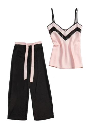 RAISING LITTLE multi Eva Loungewear Pants Set 3E841AA58BDD3AGS_1