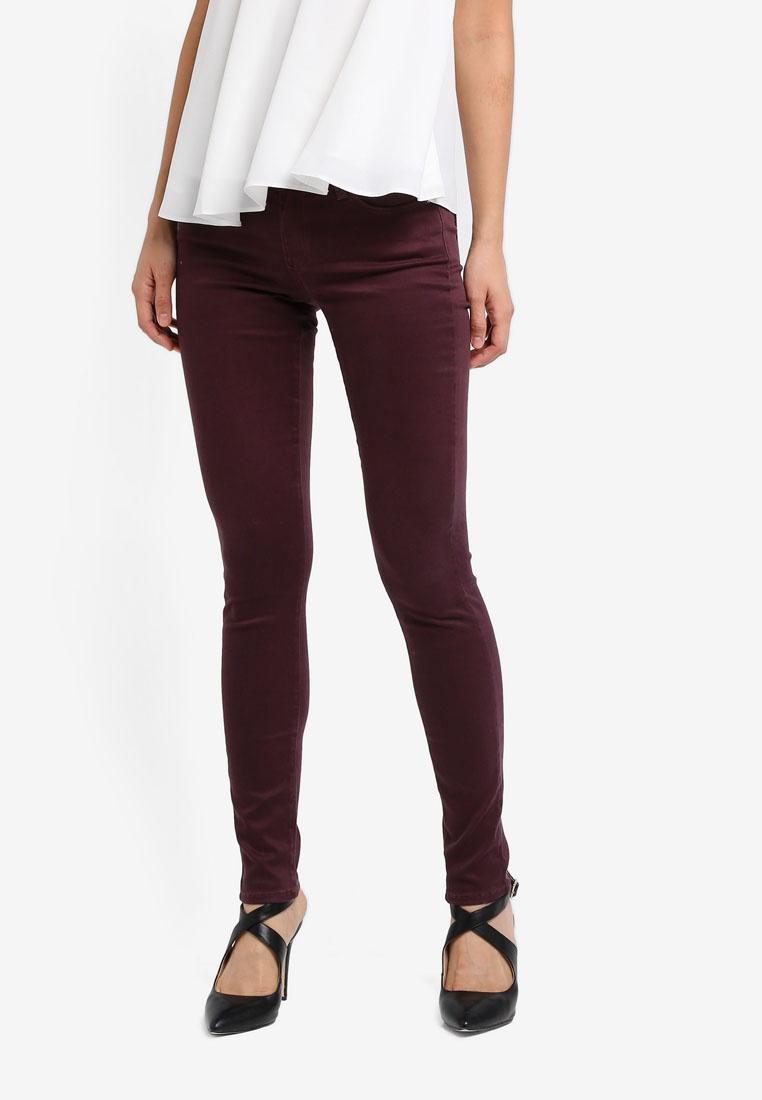Purple Colours Paige Dark Verdugo Jeans Ultra Artist Skinny 10wxOfq4