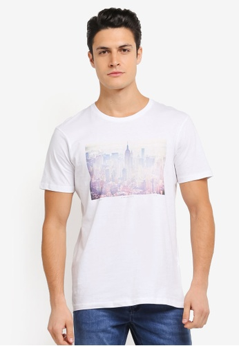 Cotton On white TBar Tee CO372AA0SHWFMY_1