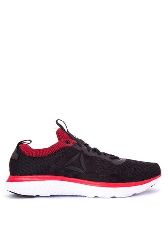 Reebok black Astroride Run Fire Running Shoes RE600SH0JVCKPH_1