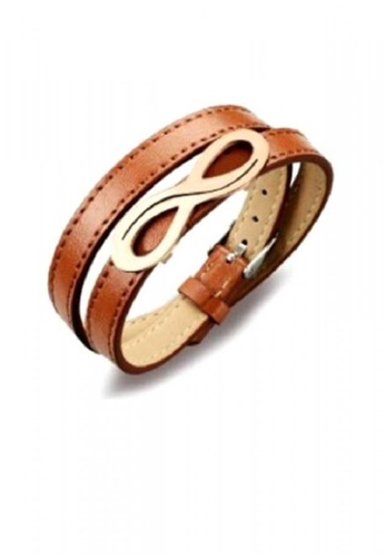 ADORA Leather Bracelet AD365AC2VI4MHK_1