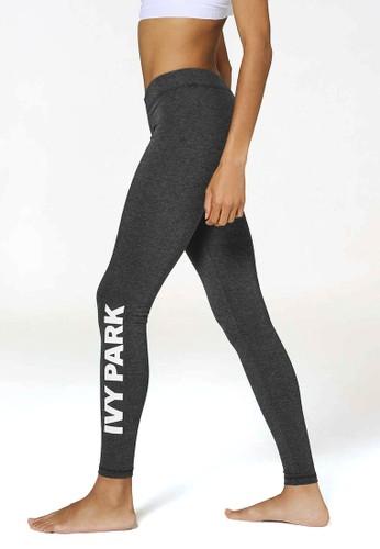 品牌標誌緊身長褲, 服飾, esprit 台灣服飾