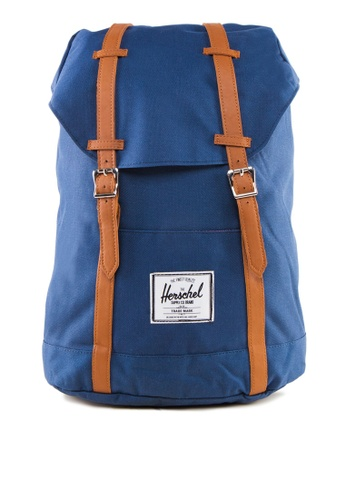 Buy Herschel Retreat Backpack Online on ZALORA Singapore 8b5fdba632825