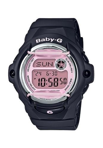 Casio black Baby-G Digital Watch BG-169M-1DR E86F2ACF1FA223GS_1