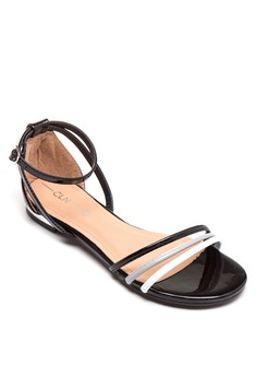 Lucasta Flat Sandals