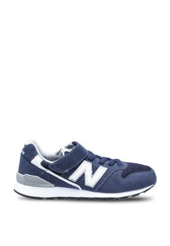 New Balance 海軍藍色 996 Lifestyle Shoes 2A8C3KSFE239B5GS_1