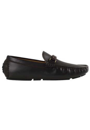 Tomaz brown Tomaz C297 Braided Loafers (COFFEE) 86B31SHF55D4DFGS_1