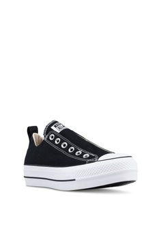 7cff5c9c296ac 35% OFF Converse Chuck Taylor All Star Lift True Faves Ox Sneakers S   105.90 NOW S  69.00 Sizes 5 6 7 8 9