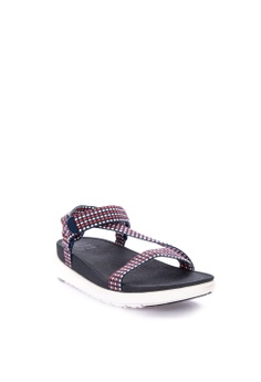 760f79787 33% OFF Fitflop Z-Strap Sandals Php 4