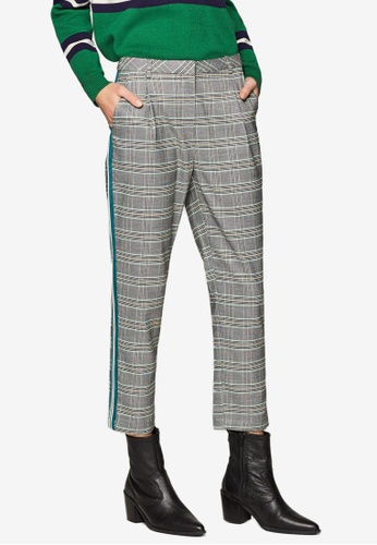 ESPRIT multi Racing Stripes Pants B4CD9AA3190971GS_1