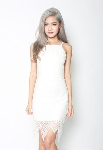 Seoul in Love white Se Yeon Dress SE496AA96UFZSG_1
