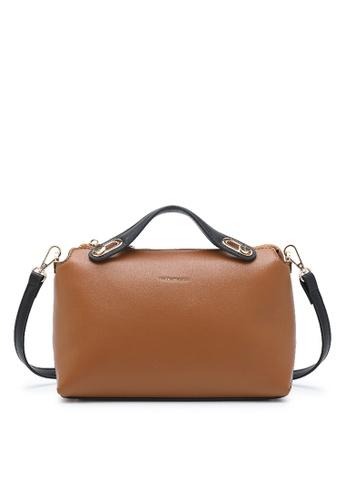 Volkswagen brown Women's Hand Bag / Top Handle Bag EA76CAC4977E46GS_1