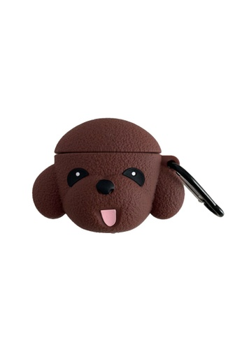 Kings Collection brown Cute BrownTeddy Dog (KCAC2057) 6AAF5AC42DC192GS_1