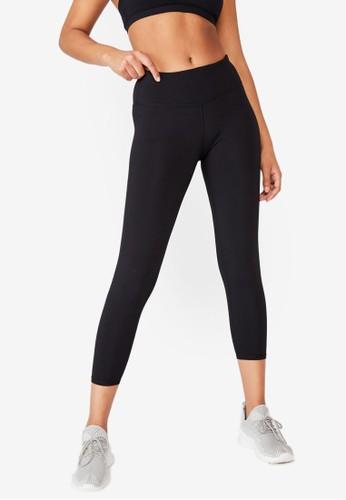 Active 核心七分運動長褲, 服飾, 運動esprit 衣服