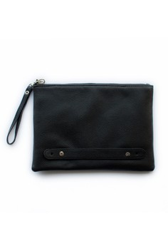 Urban Clutch Bag with Dual Hand Straps