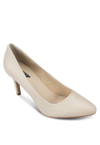 基本款尖頭中跟鞋, zalora taiwan 時尚購物網鞋子女鞋, 鞋