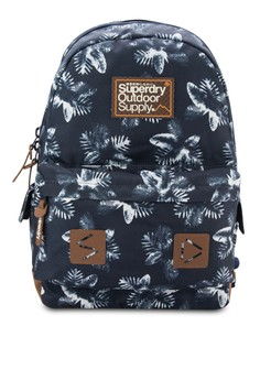 Hawaiian Stencil Montana Backpack