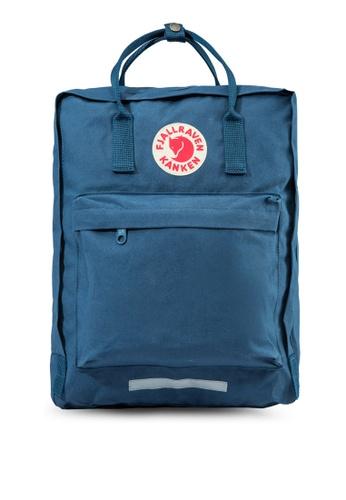 Fjallraven Kanken blue Royal Blue Kanken Big Backpack FJ859AC87CSASG_1