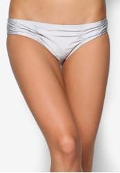 Piha grey Urban Ruche Hipster Bikini Bottom PI734US31NYQMY_1