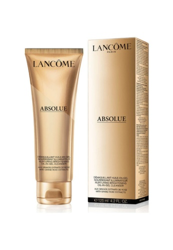 Lancome multi Lancome Absolue Nurturing & Brightening Oil-in-Gel Cleanser 125ml CC608BE517A084GS_1