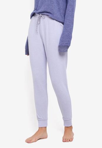Cotton On Body blue Super Soft Slim Fit Pants BD937AA829FB65GS_1