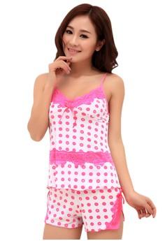 Sexy Babydoll Women's Spaghetti Strap Lovely Underwear Sleepwear