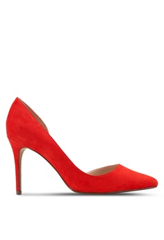 Buy RED HEELS Online | ZALORA Singapore