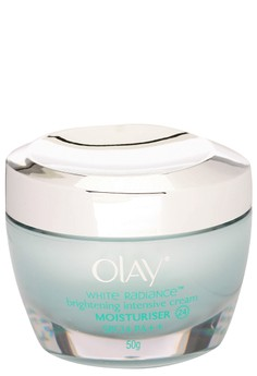 White Radiance Brightening intensive Cream SPF 24 50g
