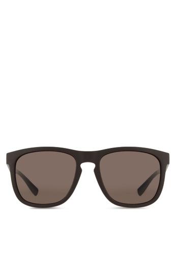 Armani Exchange brown Urban Attitude AX4058SF Sunglasses AR162GL37QNQMY_1