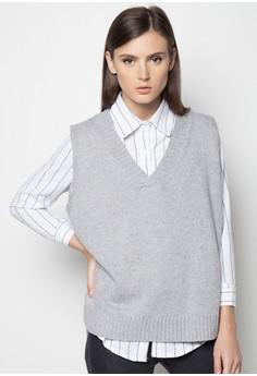 Sleeveless Knit