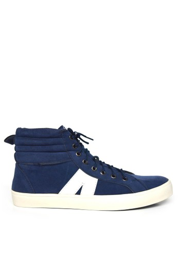 Black Master navy Black Master Sneakers High Vield Navy BL409SH0U4BBID_1