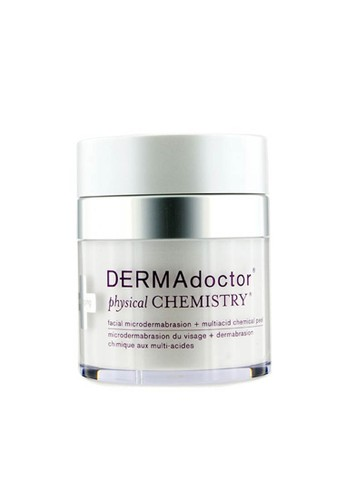 DERMAdoctor DERMADOCTOR - Physical Chemistry Facial Microdermabrasion + Multiacid Chemical Peel 50ml/1.7oz 75BC2BEE2384A5GS_1