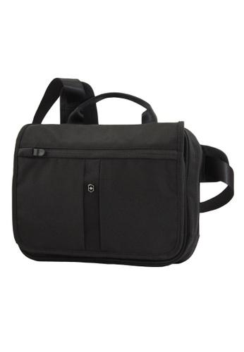 Victorinox black Victorinox Adventure Traveller 3-way Carry Day Bag VI600AC0SCFBMY_1