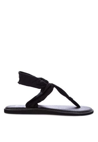 31fbba47d Shop Sanuk Yoga Sling Ella Sandals Online on ZALORA Philippines