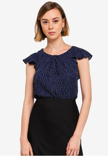 22 Dorothy Perkins Billie /& Blossom Tall Black or Purple Lace Shell Top Size