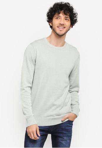 ZALORA green Pastel Sweatshirt E36C3AADE331EAGS_1