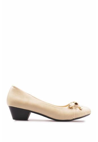 INSIDE beige Inside Heels Penelope Cream IN074SH80MULID_1