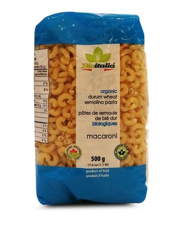 Andes Haven 【Bioitalia】Organic Macaroni - 500g 3D074ESDEE051AGS_1