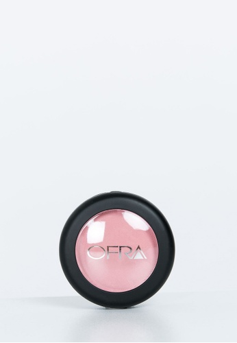 Ofra pink Pressed Blush in Pink Satin 17F3CBEBC9E218GS_1
