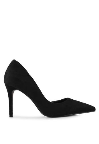 Something Borrowed black Pointed Heels 44914SH780CC26GS_1